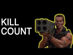 Licznik zabójstw Arnolda Schwarzeneggera