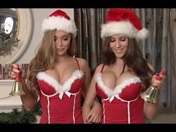 Podskakująca kolęda świąteczna