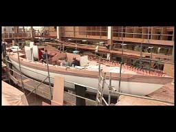 Budowa nowoczesnego jachtu