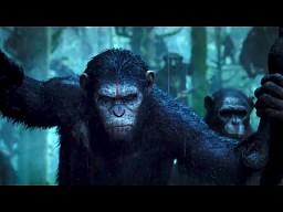 Ewolucja planety małp - mocarny zwiastun
