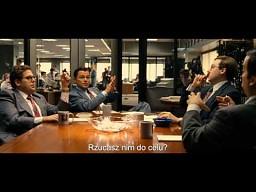 Wilk z Wall Street (zwiastun PL)