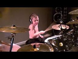 6-letni perkusista #2