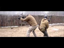 Zabawy na strzelnicy