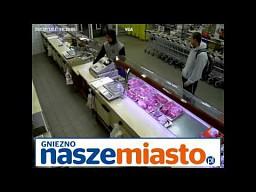 Kradzież w Gnieźnie