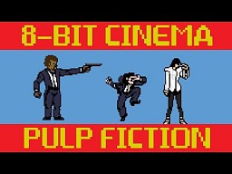 Pulp Fiction w 8 bitach