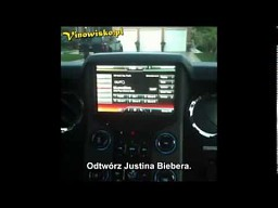 Inteligentny samochód i Bieber