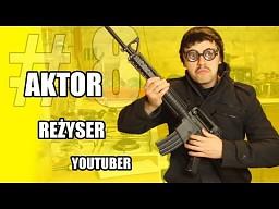Aktor, reżyser, youtuber, czego się boisz? - CYBER INFO #8