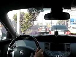 Niespodzianka w samochodzie