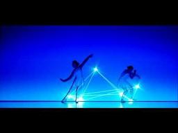 Niesamowity taniec grupy Enra