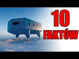 10 Niezwykłych Faktów Antarktycznych