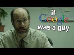 Co jeśli Google byłoby człowiekiem?