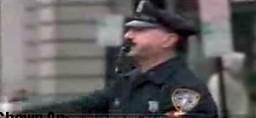 Trochę inne podejście policjanta do pracy