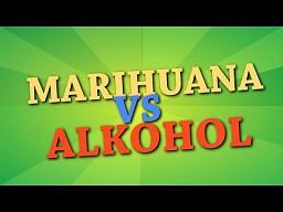 Marihuana vs alkohol - PuszkaPandoryTV