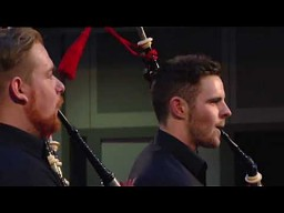 Szkocki Red Hot Chilli Pipers