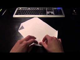 Śnieżna kula - origami