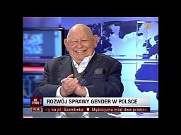 """Jerzy Urban i """"gender"""""""