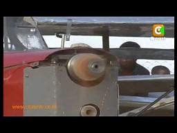Afrykański konstruktor samolotów