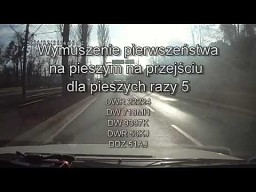 Typowy dzień na polskiej drodze