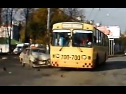 Parada wypadków autobusowych