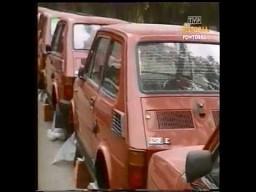 Dziennik Telewizyjny 1989 - Kłopoty Fiata 126p