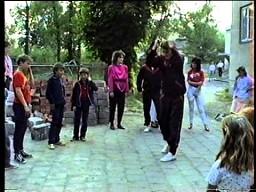 Breakdance we Włocławku w 1987 roku