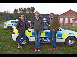 Top Gear - Policyjny pościg
