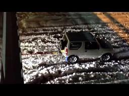Suzuki Jimny - mały holownik