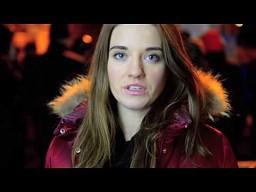Prośba młodej Ukrainki o pomoc w walce z władzą
