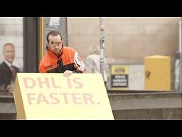 DHL i tak jest szybszy