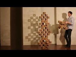 Drewniane kostki
