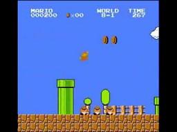 Super Mario Bros - Najniższy możliwy wynik