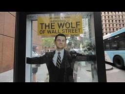 Reklama Wilka z Wall Street