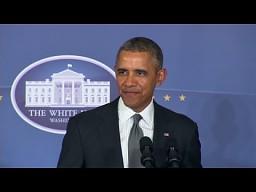 Obama żartuje - Jesteśmy w fazie budowy Iron Mana