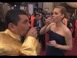 Guillermo i tequila na Oscarach