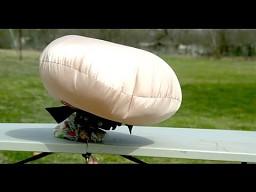 Jak wybucha poduszka powietrzna?