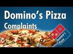 Skargi klientów Domino's Pizza