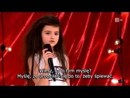 7-latka z nieprawdopodobnym głosem w norweskim Mam Talent