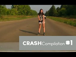 Crash Compilation #1 Dash Cam Accidents 2014