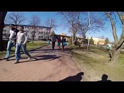 GoPro i jeden dzień studenta