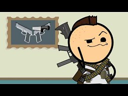 Cyanide & Happiness - Guns
