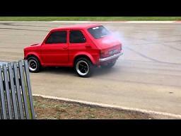 Fiat 126 (Chevy V8)