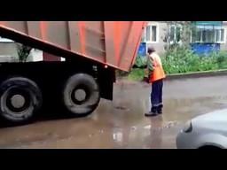 Długo oczekiwany remont drogi