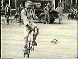 76-letni mistrz akrobacji