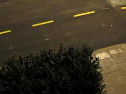 Mistrzowskie malowanie znaków na drodze