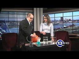 Łatwopalne opary - gaz cięższy i lżejszy od powietrza