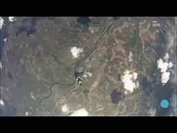 Norweski spadochroniarz cudem uniknął zderzenia... z meteorytem