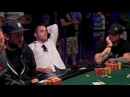 To pokerowe rozdanie będzie mu się śniło do końca życia