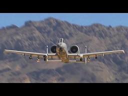 A-10 na pustyni