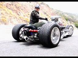 Szalony Trike