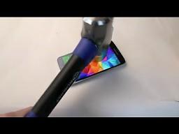 Samsung Galaxy S5 - Test młotkiem